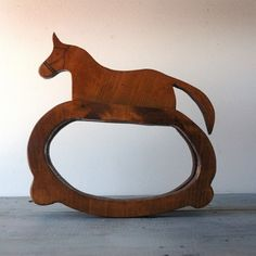 rocking horse, which looks a bit like Charlie the Unicorn