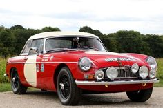 Used 1964 MG MGB for sale in West Sussex | Pistonheads