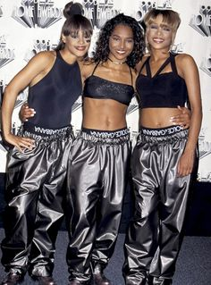 always love their ads and style TLC best of the 90's
