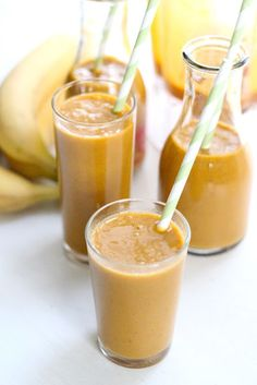 Eat Good 4 Life » pumpkin spice smoothie