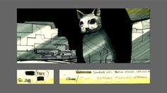 Capacitor Fantástico: Aliens Storyboards