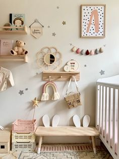 Baby Room Decor, Nursery Room, Nursery Wall Art, Bedroom Decor, Nursery Shelves, Kids Room Wall Art, Nursery Prints, Girl Room, Girls Bedroom