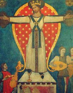 La  leggenda del Graal Miracolo del Giullare che narra di un povero Giullare francese giunto in pellegrinaggio a Lucca. Non avendo nulla da offrire, ...