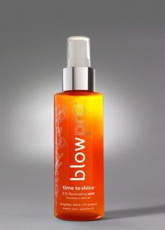 Time to Shine - 3-D Illuminating Mist - Finish + Refresh - Collections | blow » the blowout experts