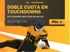 el forero jrvm y todos los bonos de deportes: betfair bono 25 euros Superbowl 2016 Touchdown 8 f...