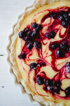 Huckleberry Lemon Meringue pie recipe onHuckleberry Lemon Meringue pie recipe…