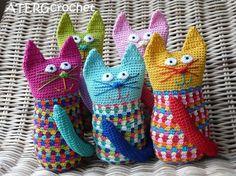 Cute Cat Crochet pat
