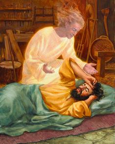 St Joseph Catholic, Son Of God, New Testament, Sacramento, Faith, Angel, Saint Joseph, Infancy, Advent
