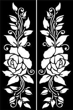 Diversity Temporary Tattoo Glitter Body Art Face Paint Airbrush Sticker Template Mehndi by on Etsy. Stencil Patterns, Stencil Designs, Henna Designs, Stencil Stickers, Stencil Vinyl, Damask Stencil, Henna Stencils, Body Painting, Faux Painting
