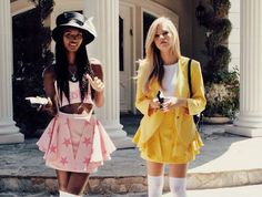 "As if it would take a film aficionado to understand that iconic '90s flick ""Clueless"" was the inspiration behind cool California label Wildfox Couture's Spring/Summer 2013 collection. The lookbook—which is a nostalgic joy to behold—stars three models figured after the movie's classic main characters Cher (Alicia Silverstone), Dionne (Stacey Dash) and Tai (the late, great Brittany Murphy), and features gorgeous, color-saturated images."