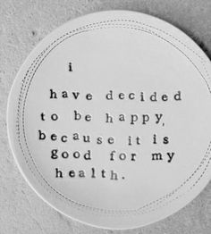 """Find, achieve and maintain my """"happy weight"""" with a manageable plan so I can redirect all my time and energy to the hundreds of other things I want to accomplish in my lifetime #bucketlist"""