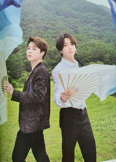 Jimin and Jungkook 💜💜 summer package 2019