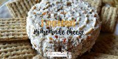 Three-Ingredient Homemade Cheese Recipe
