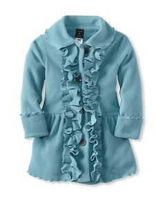 55% OFF Mack & Co Girl's Ruffle Coat