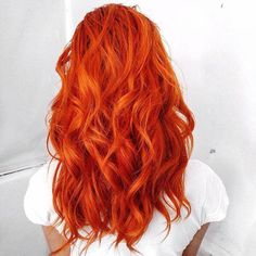 Women Hairstyles For Round Faces .Women Hairstyles For Round Faces Bad Hair, Hair Day, Flame Hair, Short Hair Styles, Natural Hair Styles, Red Hair Don't Care, Red Hair Color, Red Orange Hair, Hair Colors
