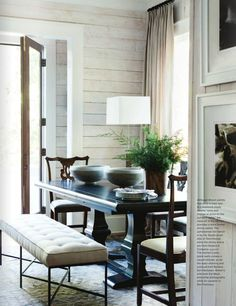 . Modern Rustic #interiordesign