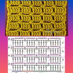 i t look s alike a quick blanket I can do quickly and for a new baby; i t look s alike a quick blanket I can do quickly and for a new baby; Hexagon Crochet Pattern, Crochet Blocks, Crochet Stitches Patterns, Crochet Chart, Filet Crochet, Crochet Motif, Diy Crochet, Crochet Designs, Stitch Patterns