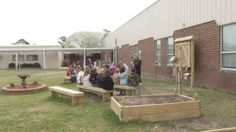 eagle scout project outdoor classroom - Google Search