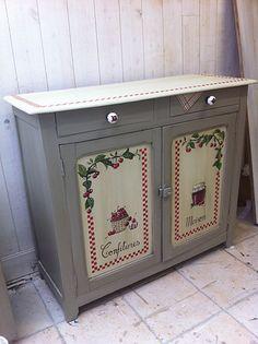 meubles peints, relooking meuble, peinture sur meuble, meuble enfant, meuble…