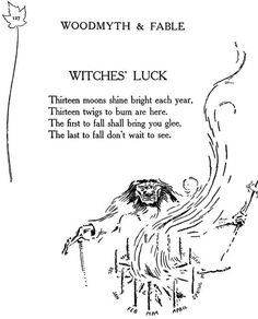 witches' luck