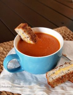 Creamy Gluten Free and Dairy Free Tomato Soup