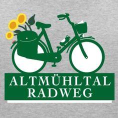 Altmühltal-Radweg t-shirt