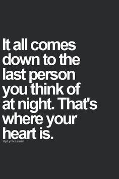 Cada noche...