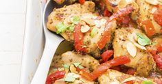 These Simple Ingredients Come Together To Create The Most Delicious Chicken Bake!
