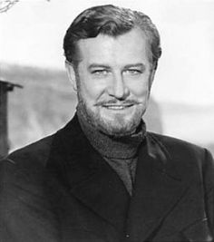 Edward Mulhare - the captain on The Ghost and Mrs. Muir