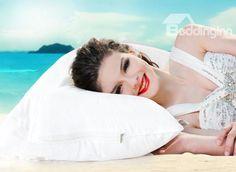 High Quality Environmental Fibre Pillow Set with Cotton  (10486809)