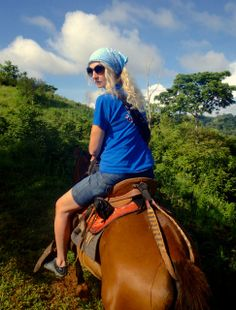 Horseback Riding in the Jungle http://www.cavesbranch.com/belize-horseback-riding