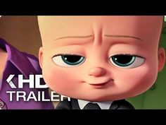 The Boss Baby Official Trailer - Teaser (2017) - Alec Baldwin Movie - YouTube