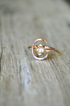 Leaves w// Paved Gems Adjustable Mid Ring Toe Ring