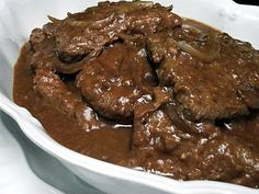 Slow Cooker Cube Steaks With Gravy   Taste of Home Community