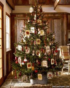 Albero di Natale del giardiniere
