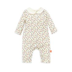 Little Bird Baby Newborn Girl's by Jools Ditsy Floral Print All In One 2015 £10.00