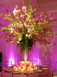 25 Stunning Wedding Centerpieces - Part 2 | bellethemagazine.com