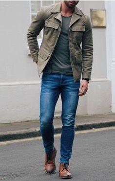 Men's Fashion: 20 looks to wear honey-colored shoes-Moda Masculina: 20 looks… Mens Fashion 2018, Best Mens Fashion, Fashion Mode, Urban Fashion, Fashion Trends, Fashion Ideas, Fashion Styles, Fashion Outfits, Ladies Fashion