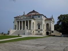 Villa Rotunda, Vicenza - Palladio