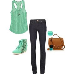 Teen Outfit! by jjanstover on Polyvore