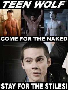 I stayed for the Stiles