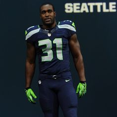 Kam Chancellor in Seahawk Swagger. #Seahawks #Seattle