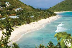 Long Bay, Tortola, British Virgin Islands Ultimate Beach Tour.