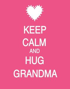 I wish I was able to give my grandchildren a hug now, they are always on my mind but so far away, It was so fun going back for 2 weeks ago a month ago, talk to them daily and video kinect alot, blowing kisses is always fun. Keep Calm Posters, Keep Calm Quotes, Grandma Gifts, Gifts For Mom, Keep Calm And Love, My Love, Quotes About Grandchildren, Blowing Kisses, Pink Quotes