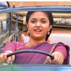 Kirthi Suresh, Most Beautiful Indian Actress, Indian Actresses, Cute, Telugu, Kawaii