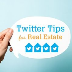 Have you adopted Twitter for your business yet? Be sure to check out our tips for real estate pros. Use them to help increase your online exposure!