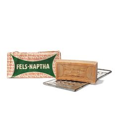Fels-Naptha soap, amazing for 1) getting rings out of collars, 2) adding to washing machine, 3) getting poison ivy residue out, 4) cleaning shower, etc.