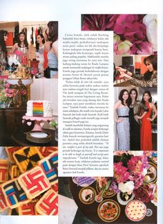Bowerhaus spotting in GLAM April 2012 on Shentel & Elizabeth.