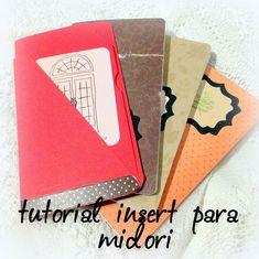 brise d'automne: Insert Midori con un folder - Tutorial