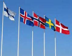 Scandinavian Flags